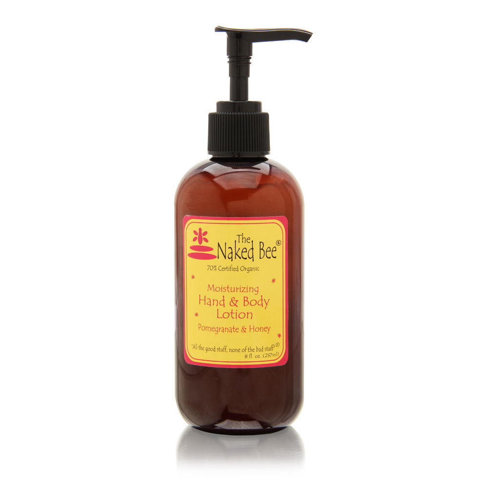 Pomegranate Honey Hand and Body Lotion Pump